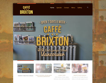 Project Caffe Brixton Vancouver